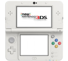 Nintendo New 3DS, bílá - NI3H970120