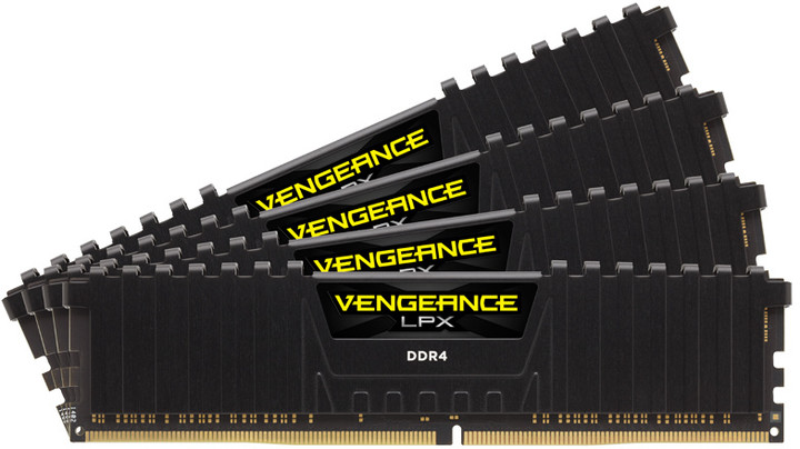 Corsair Vengeance LPX Black 32GB (4x8GB) DDR4 2800 CL16