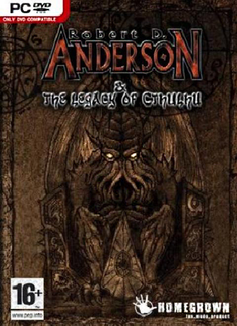 Robert D. Anderson and the Legacy of Cthulhu - PC
