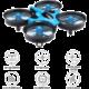 JJR/C mini dron H36 2.4G 4 kanálový, 6osý gyroskop