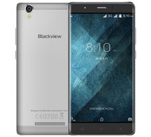 iGET BLACKVIEW A8 - 8GB, Dual SIM, šedá - 84000133