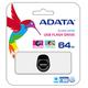 ADATA UD310 64GB, černá