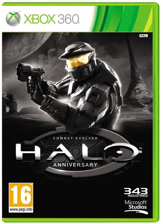Halo Combat Evolved Anniversary - X360