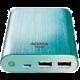 ADATA PV110, 10400mAh, modrá