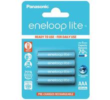 Panasonic BK-4LCCE/4BE ENELOOP Lite AAA 4 ks
