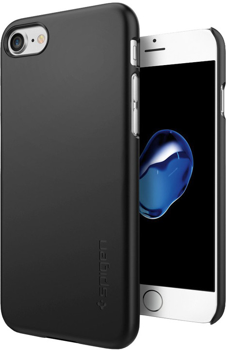 Spigen Thin Fit pro iPhone 7, black