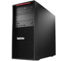 Lenovo ThinkStation P410 TWR, černá - 30B3002RMC
