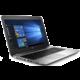 HP ProBook 450 G4, stříbrná + Office 2016 H&B