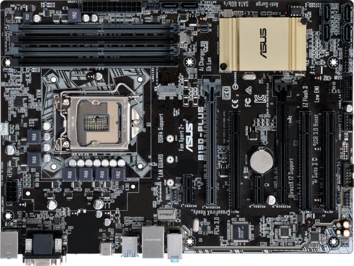ASUS B150-PLUS - Intel B150