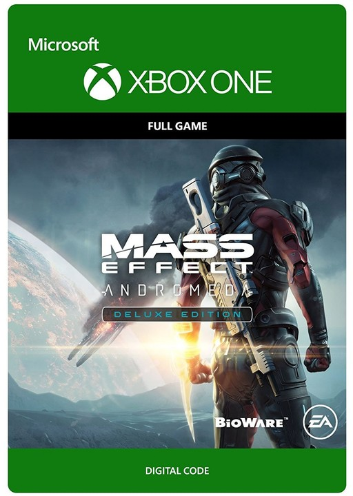Mass Effect: Andromeda Deluxe Edition (Xbox ONE) - elektronicky