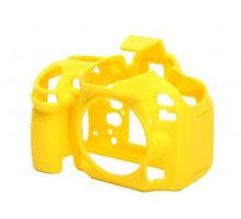 Easy Cover silikonový obal pro Nikon D600/610 žlutá - ECND600Y