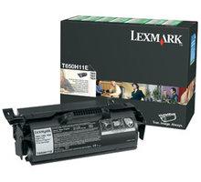Lexmark T650H11E, černá