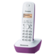 Panasonic DECT KX-TG1611FXF, purpurová