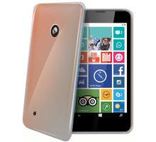 CELLY Gelskin pouzdro pro Nokia Lumia 530, bezbarvé - GELSKIN427