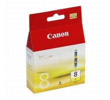 Canon CLI-8Y, žlutá - 0623B001