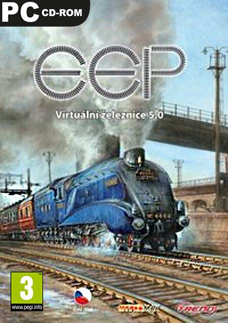 EEP Virtuální železnice 5.0 - PC