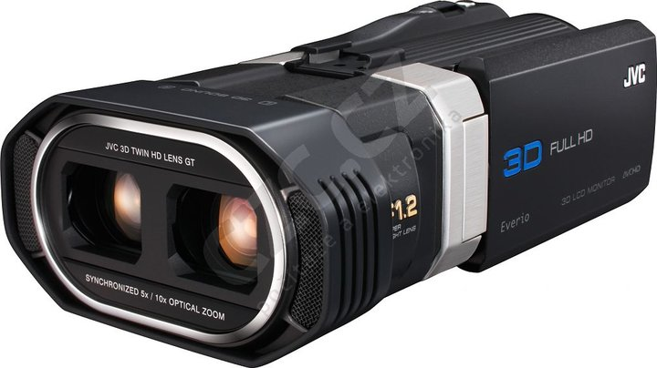 JVC 3D GS TD1