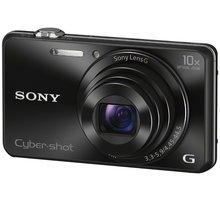 Sony Cybershot DSC-WX220, černá - DSCWX220B.CE3