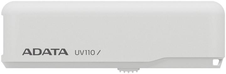 ADATA UV110 16GB, bílá