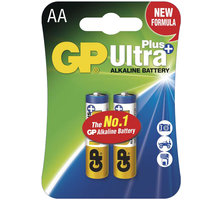 GP Ultra Plus, alkalická LR6 AA, 2ks - 1017212000