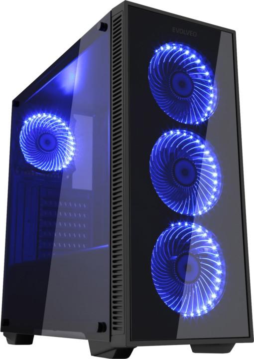 Evolveo Ray 2, černý