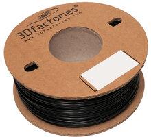 3D Factories tisková struna ABS černá 1,75 mm 1 Kg