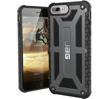UAG Monarch Premium Line - Graphite -iPhone 7+/6s+ - UAG-IPH7/6SPLS-M-GR