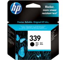 HP C8767EE, no.339, černá