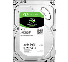 Seagate BarraCuda - 2TB - ST2000DM006