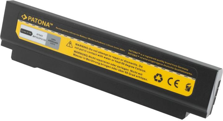 Patona baterie pro ntb MEDION Akoya E3211 4400mAh Li-Ion 11,1V