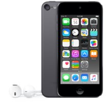 Apple iPod touch - 32GB, šedá, 6th gen. - MKJ02HC/A