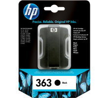 HP C8721EE, no.363, černá malá