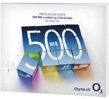 O2 Mobilní internet O2 NA!SÍTI - SMALLPO2.50V32