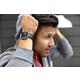 Fitbit Blaze, EMEA, L, černá - stříbrná