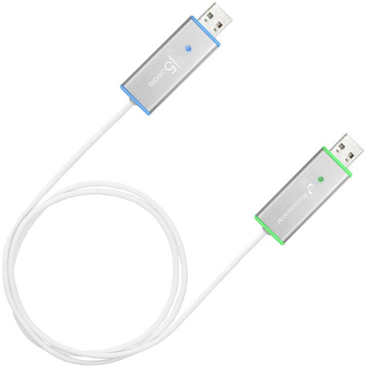 J5CREATE JUC700 Wormhole KM Switch (Windows) USB3.0