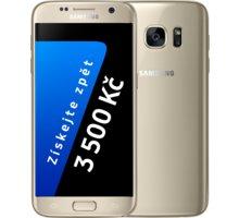 Samsung Galaxy S7 - 32GB, zlatá - SM-G930FZDAETL
