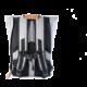 "PKG DRI Rolltop Backpack 15"" - světle šedý"