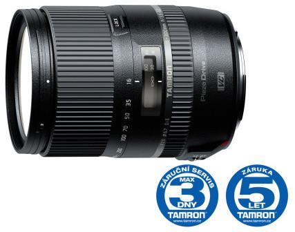 Tamron AF 16-300mm F/3.5-6.3 Di II VC PZD pro Nikon