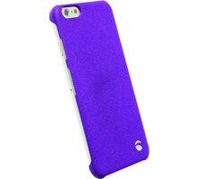 Krusell zadní kryt MALMÖ TextureCover pro Apple iPhone 6, fialová - 89986