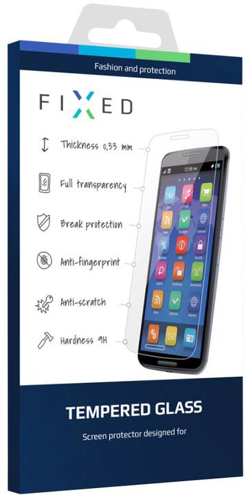 FIXED ochranné tvrzené sklo pro Huawei Y6, 0.33 mm