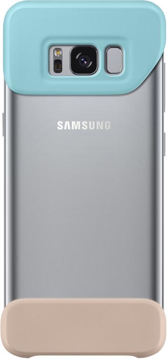 Samsung S8+, 2 dílný zadní kryt, mint