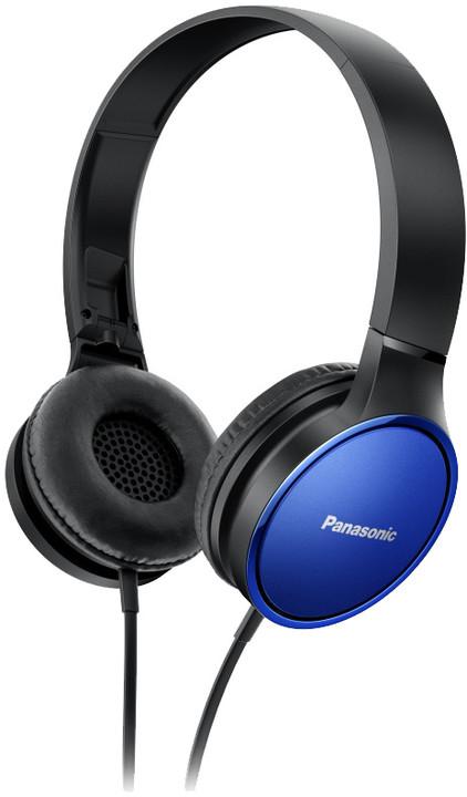 Panasonic RP-HF300E, modrá