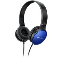 Panasonic RP-HF300E, modrá - RP-HF300E-A