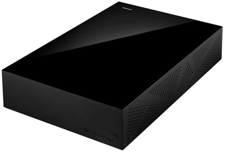 Seagate Backup Plus - 3TB, černá