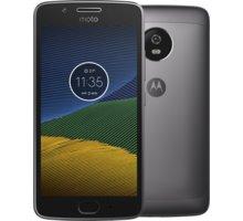 Lenovo Moto G5 - 16GB, LTE, šedá - PA610037CZ