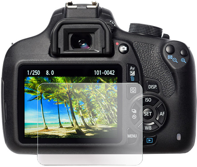 Easy Cover Screen Protector Sony A6000/A6300