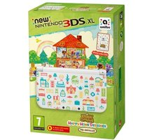 Nintendo New 3DS XL Animal Crossing HHD + Card Set - NI3H97120