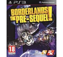 Borderlands: The Pre-sequel - PS3 - 5026555416641