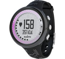 Suunto M5 Women Black Silver pink + Movestick Pack - 322708