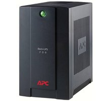 APC Back-UPS 700VA, AVR - BX700U-FR